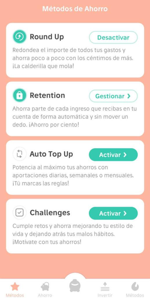 Cómo ahorrar con Goin App